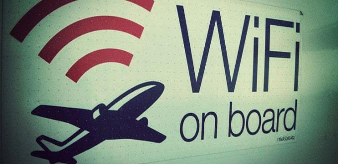 El wifi llega a los aviones