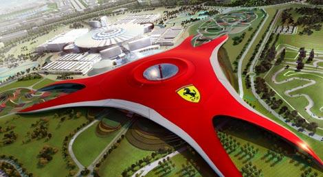 DifferentCars Conducir un Ferrari