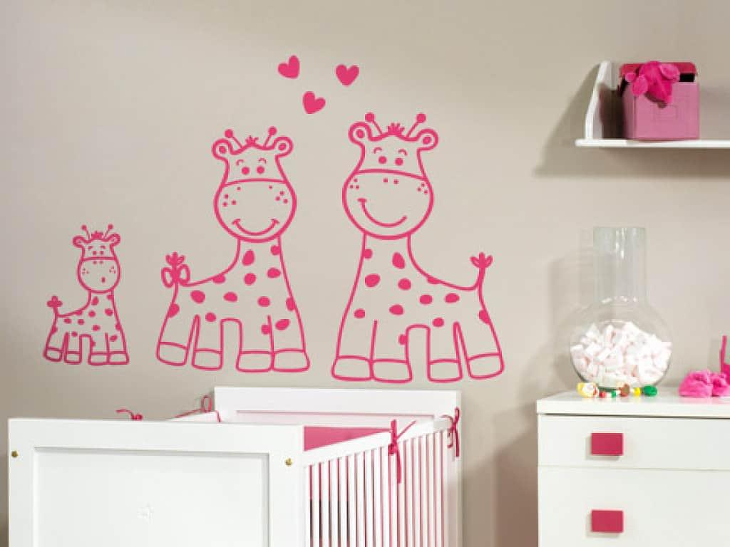 De qu est n hechos los vinilos infantiles - Adhesivos para pared infantiles ...