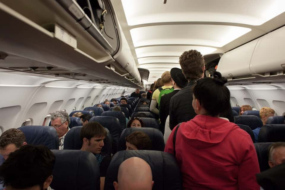 aerolinea netflix