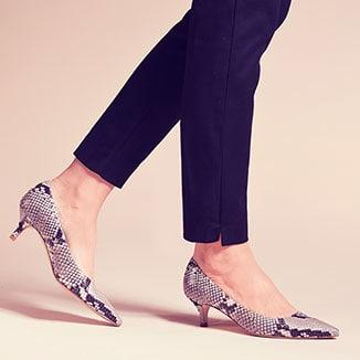 calzado cómodo