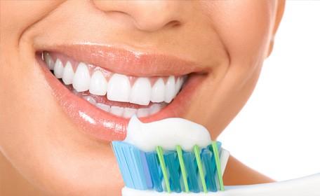 conservar los dientes blancos