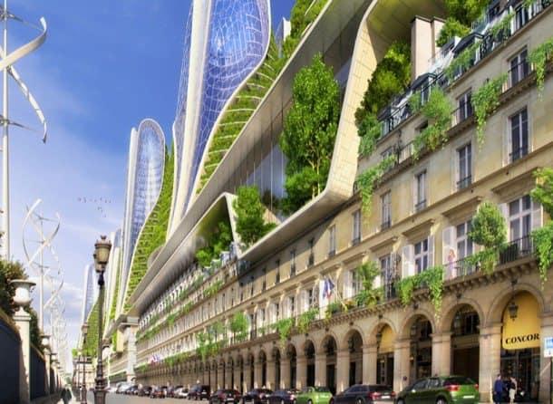 sostenibilidad fachadas