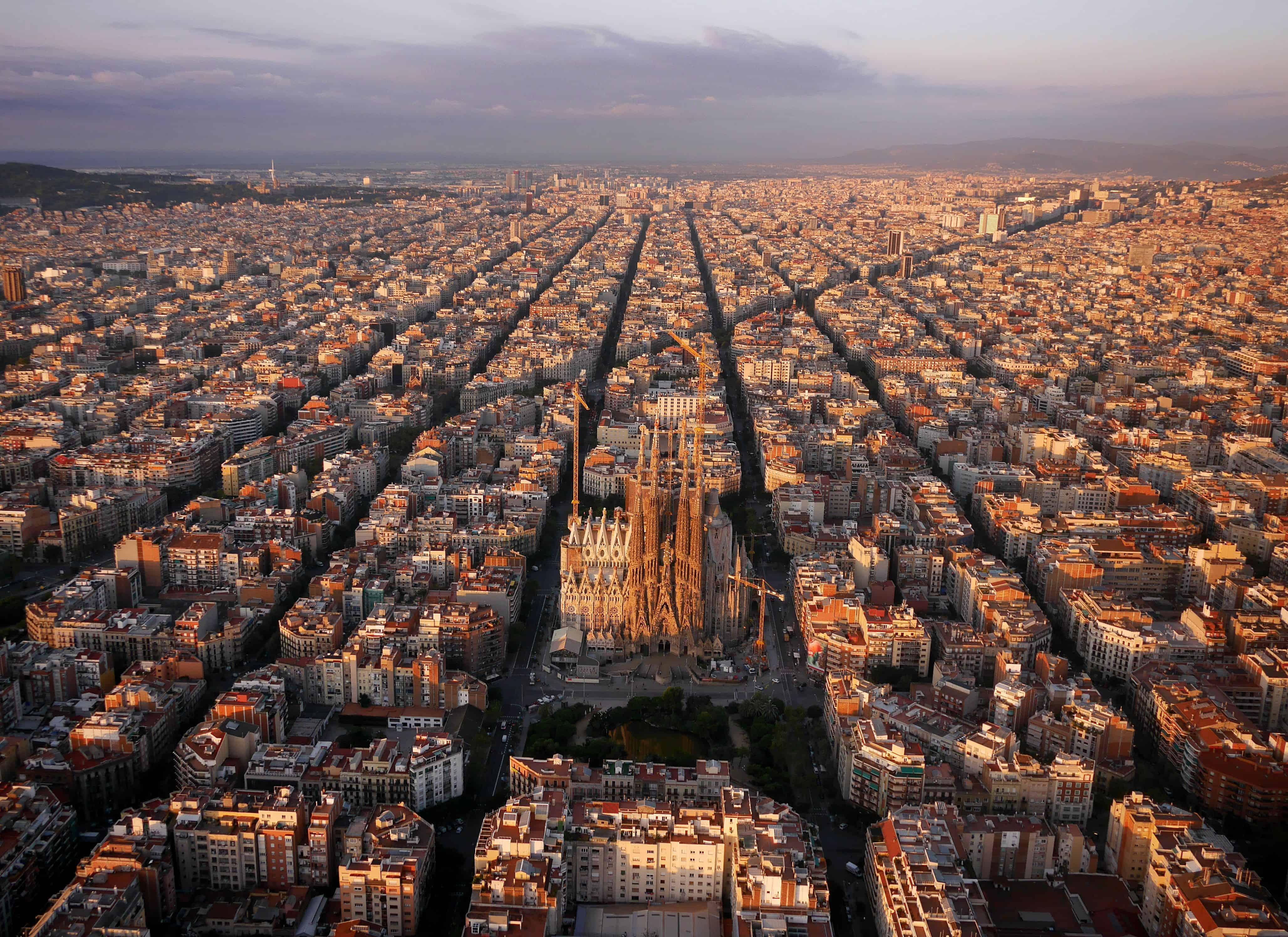 barcelona ciudad de tapas