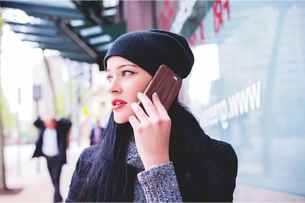 Alergia al móvil