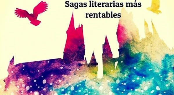 Sagas literarias más rentables
