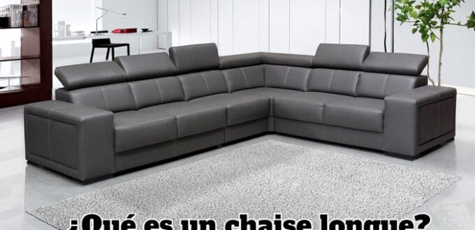 chaise-longue-de-color-gris-y-de-cuero