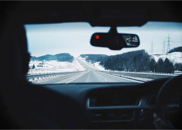 conducir en examen de coche
