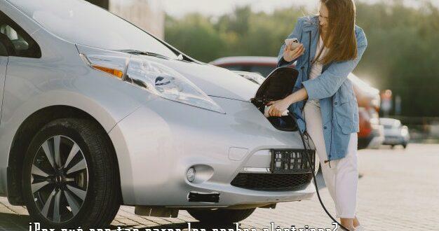 Por qué son tan caros los coches eléctricos